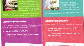 Les rendez-vous Conso :  Interventions pédagogiques destinées aux associations