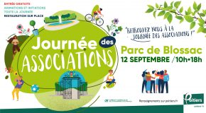 Journée des Associations de Poitiers